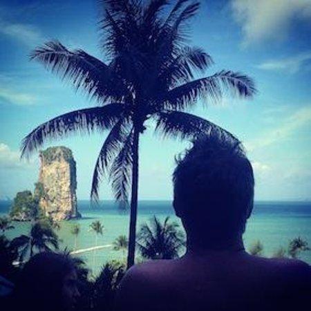 Centara Grand Beach Resort & Villas Krabi: The view from the room balcony