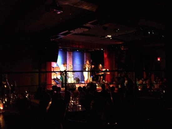 City Winery: Great show part1 @citywinery