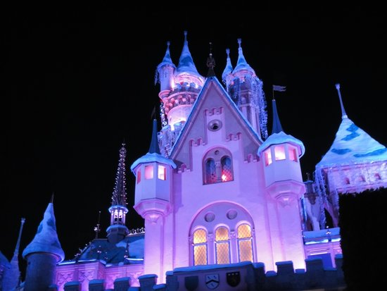 disneyland park disneyland at christmas time was crazy but we had a great - Disneyland Christmas Time
