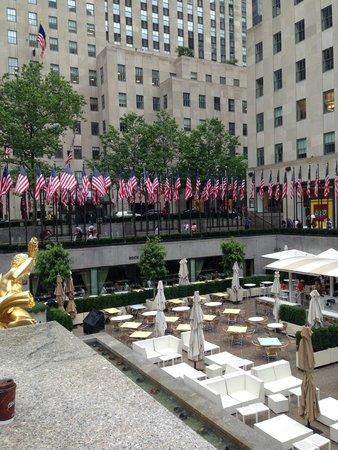 Rockefeller Center: Рокфеллер Центр