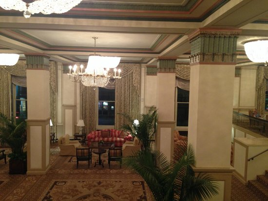 Francis Marion Hotel : Sitting areas in the Hotel
