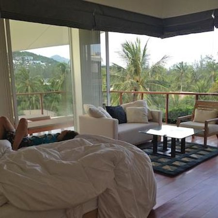 The Chava Resort: Master Bedroom