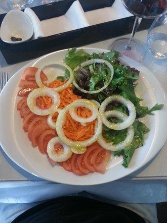 eLeBe Baixa: salada