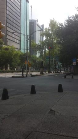 Photo of Paseo de la Reforma taken with TripAdvisor City Guides