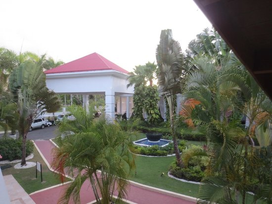 BlueBay Villas Doradas Adults Only : view from my window