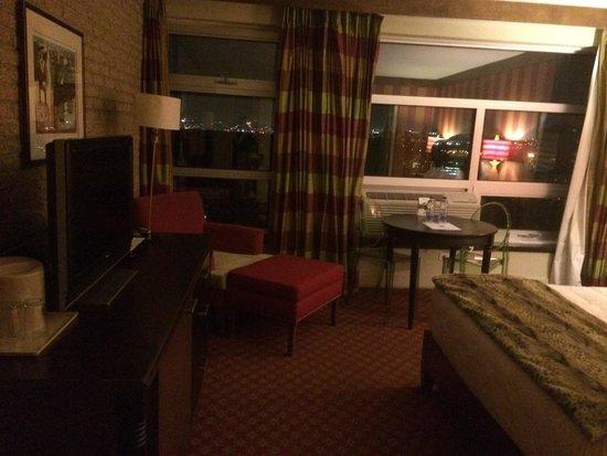 Le Champlain Hotel: Superior room