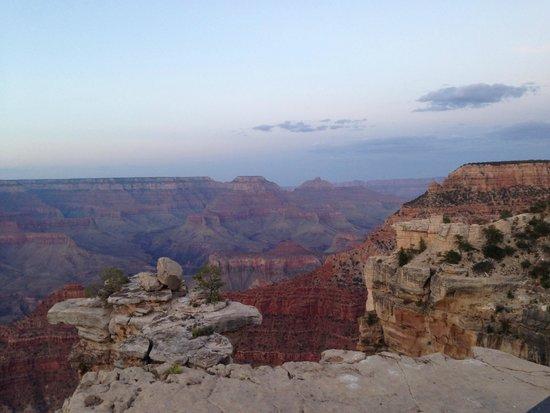 Grand Canyon South Rim: Гранд Каньон