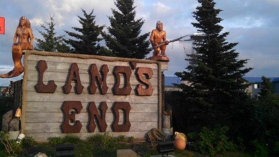 Land's End Resort: Great Place to Stay at The End of the Spit