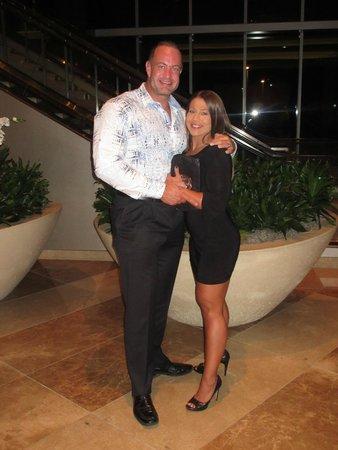 Omni Dallas Hotel : Anniversary Night at the Omni