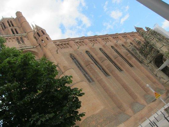 Cathédrale Sainte-Cécile : Cathedrale Ste-Cecile