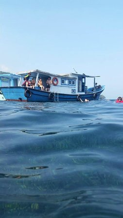 Paya Beach Spa and Dive Resort: Snokeling