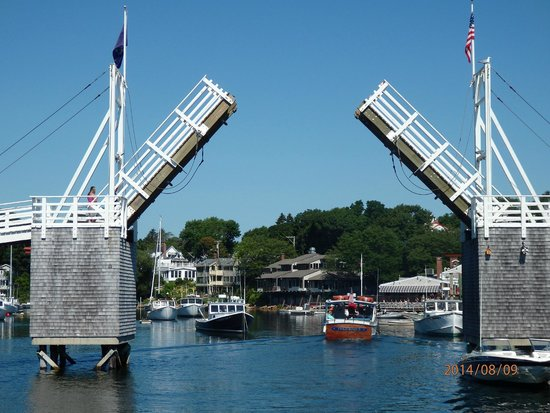 Hartwell House Inn : Perkins Cove - Walking distance from Hartwell