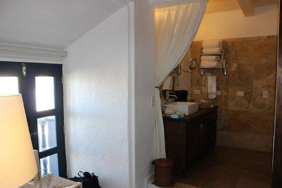 El Mercado : Room bathroom