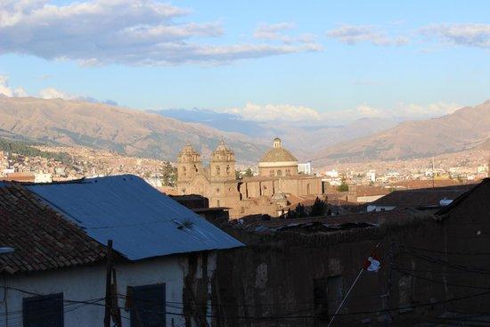 El Mercado : View from room