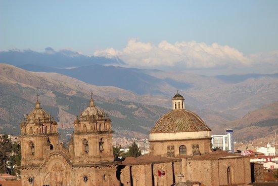 El Mercado: View from room
