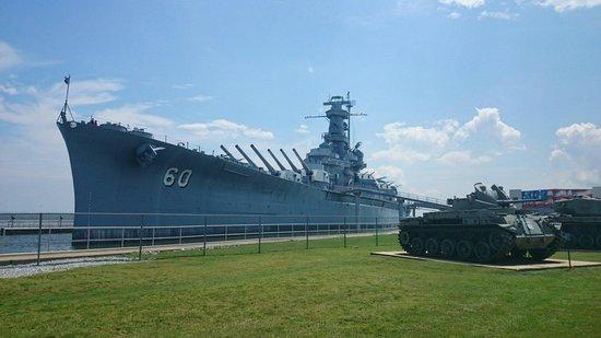 Battleship USS ALABAMA: USS Alabama