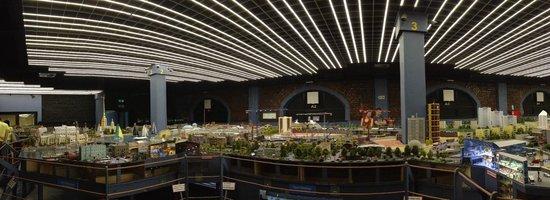 Grand Maket Russia Interactive Museum: Гранд Макет Россия