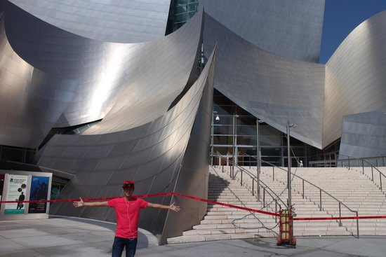 Walt Disney Concert Hall: Great steel .  kimseng_tang: IG