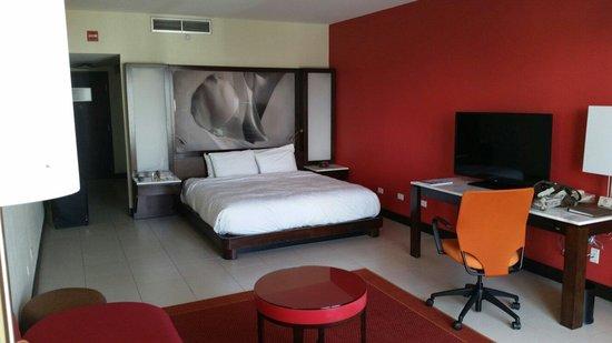 The Condado Plaza Hilton: Cuarto