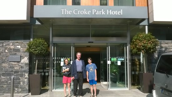 The Croke Park: Saying goodbye on our last day