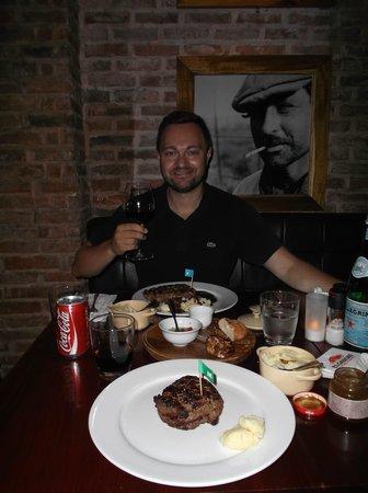 El Gaucho - Argentinian Steakhouse : Dinner at El Gaucho