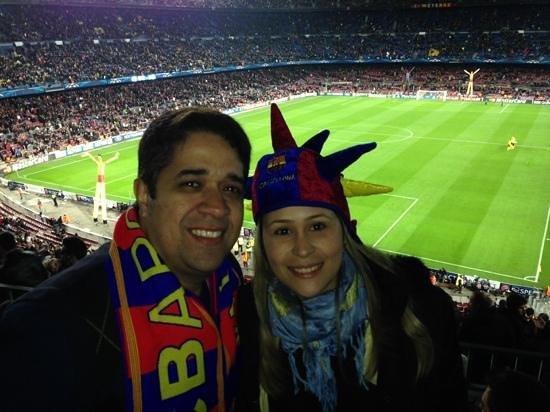 Camp Nou: Champions League