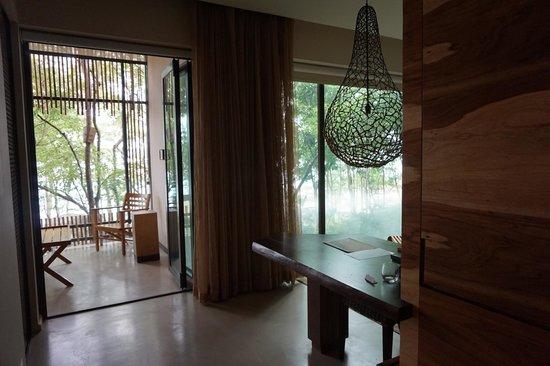 Andaz Peninsula Papagayo Resort: Beautiful architecture