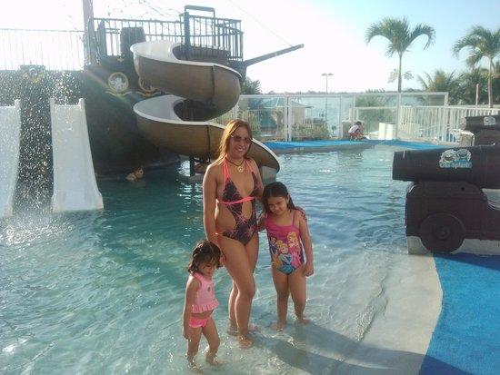 Gran Caribe Resort: En familia