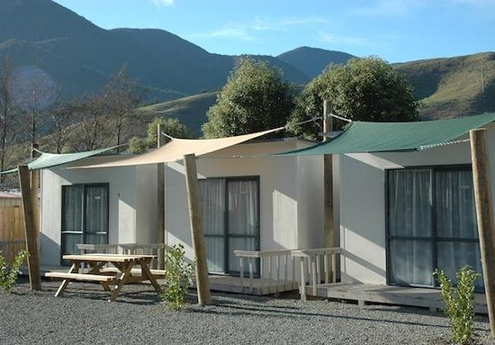 Waves Campsite : Cabins - Enhance your stay at waves with a luxury cabin