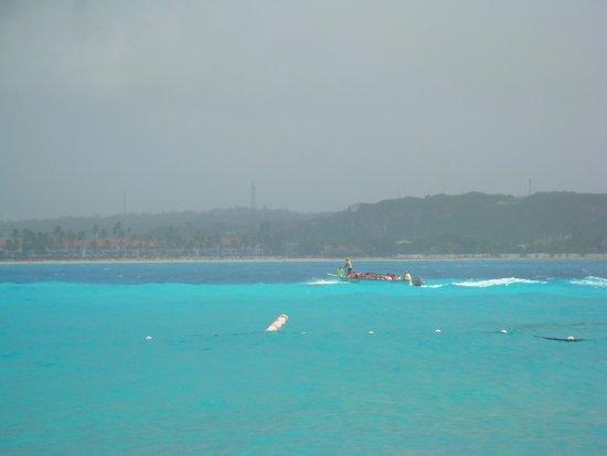 Johnny Cay: mar de azul perfeito