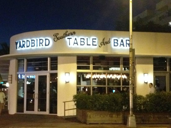 Yardbird - Southern Table & Bar : Entrada