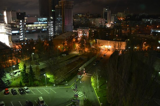 Premier Hotel Rus : ANOTHER VIEW FROM MY WINDOW