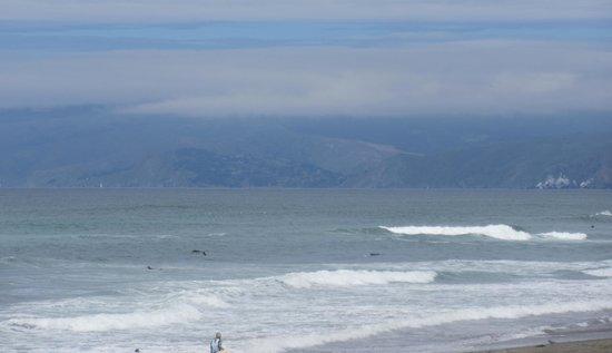 Ocean Beach, San Francisco, Ca