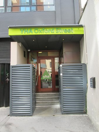 YHA London Oxford Street: fachada