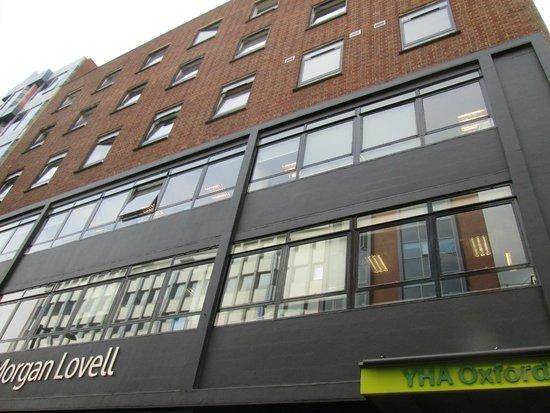 YHA London Oxford Street: fachadaa