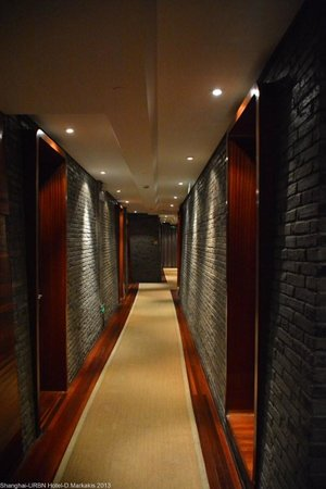 URBN Boutique Shanghai: Rooms