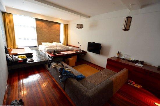 URBN Boutique Shanghai: Rooms interior