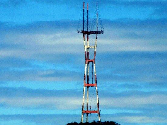 Sutro Tower, San Francisco, Ca
