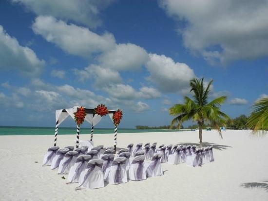 Isla Pasión: beautiful wedding
