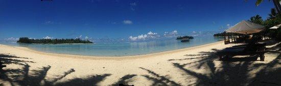 Pacific Resort Rarotonga : Muri lagoon