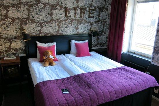 Freys Hotel Lilla Radmannen : habitación