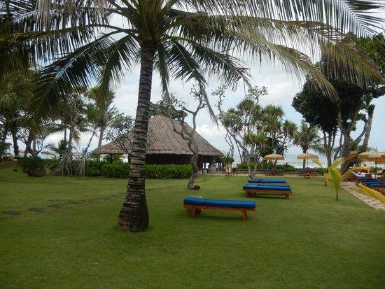 The Oberoi Bali: Gorgeous Grounds