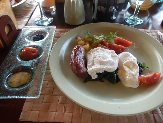The Oberoi Bali: AMAZING breakfast