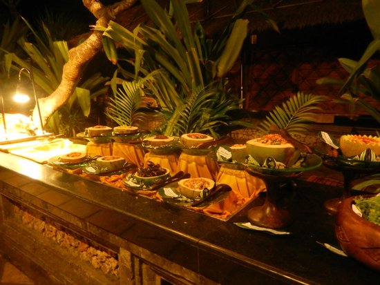 The Oberoi Bali: Buffet