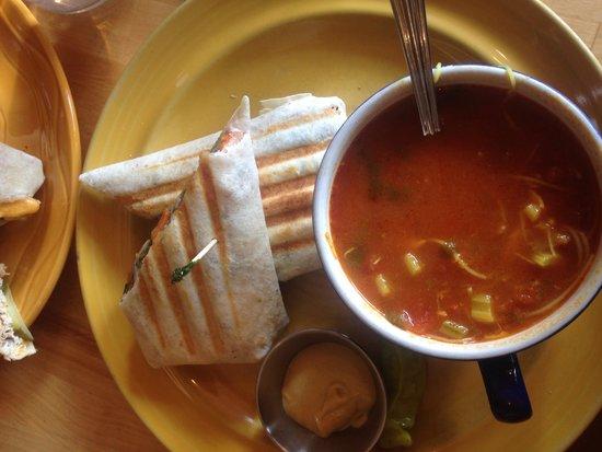 Harvest Cafe: Lunch!