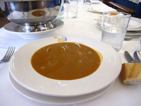 Hermandad De Pescadores: 世界1のスープ5
