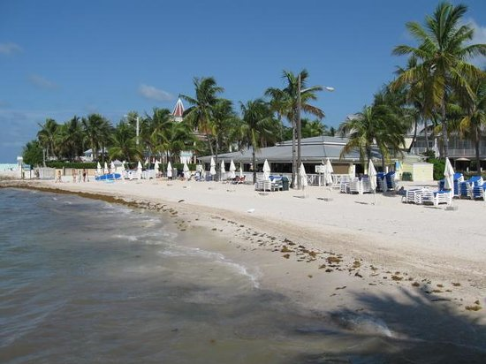 Southernmost Beach Resort: The Hotel Beach