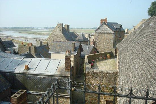 Auberge Saint Pierre: Vista do Quarto