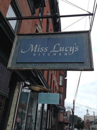 Miss Lucy's Kitchen : welcome!