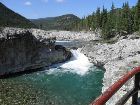 Elbow Falls Provincial Recreation Area: elbow falls